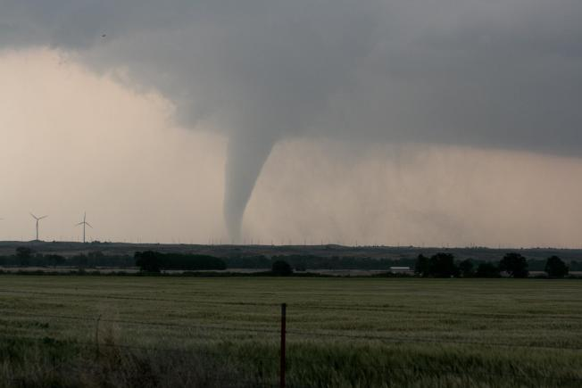 德州是全美國發生龍捲風最多的州。(NOAA風暴預測中心臉書)