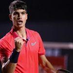 網球/天王接班人?16歲西班牙青少年奪ATP首勝