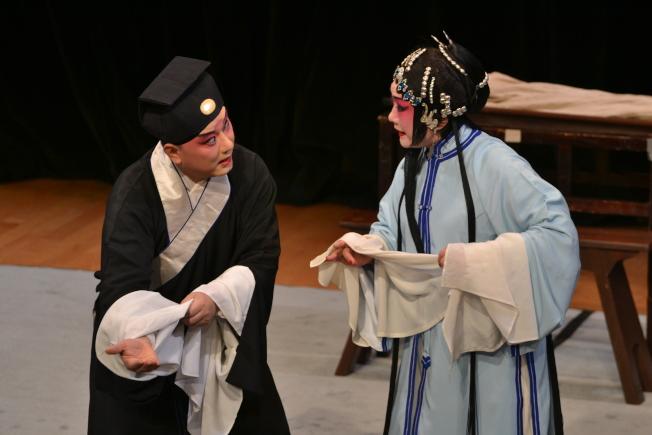 海外崑曲社與皇后區法拉盛圖書館攜手,2月23日推出「崑曲之美:2020年新春公演」。(海外崑曲社提供)