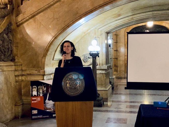 紐約市國際母語日 強調多元文化