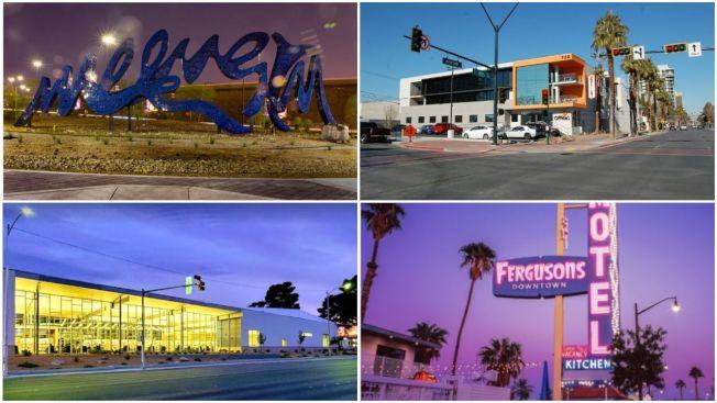 拉斯維加斯市今年區內最佳設計得獎作品。(拉斯維加斯市府官網)