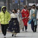 南韓疫情大爆發 已4死! 再增123例  新冠肺炎確診達556例