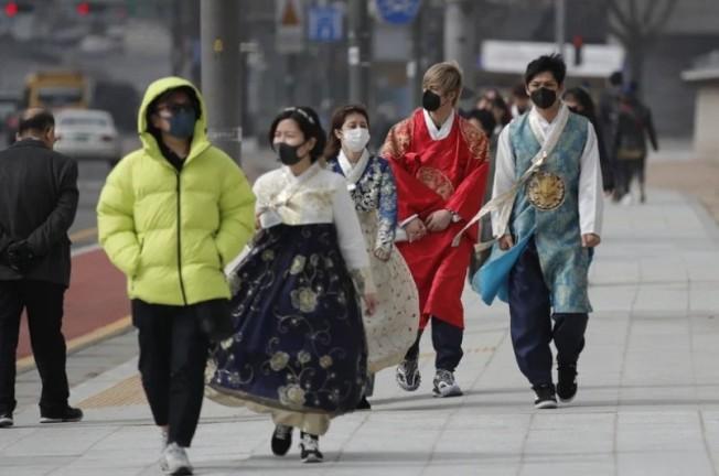 慶北死亡的四十歲男子證實感染新型冠狀病毒,為新冠肺炎第3起死亡病例。 美聯社