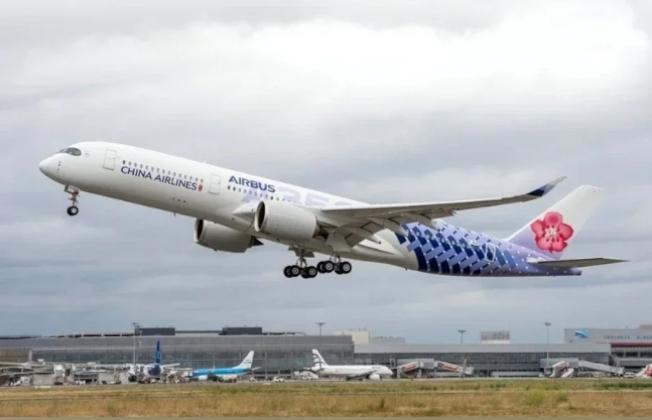 中華航空。 圖/華航提供
