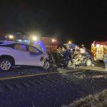 喬州逆行對撞車禍 2車6人全亡 3人為孩童