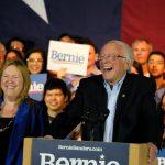 民主黨初選 最新全國民調:桑德斯28%領先