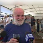 單人環球航行8個月 澳洲8旬翁創紀錄