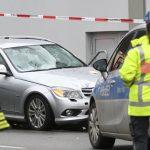 德國發生汽車衝撞人群案 動機不明