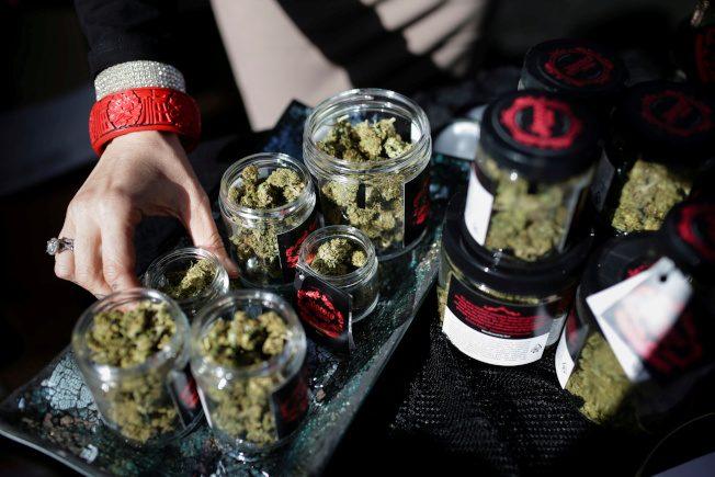 研究:老年人使用大麻人數攀增2倍