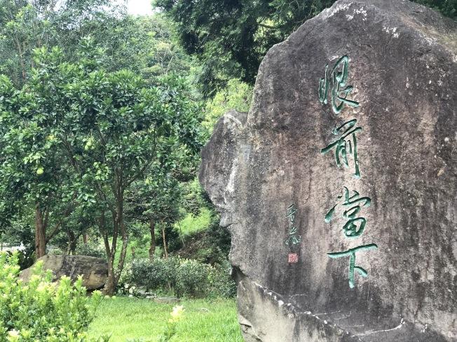 大甲鎮瀾宮媽祖遶境進香活動是否要因疫情取消成話題,台灣大型佛教團體則已紛紛改變大型活動作法。圖為法鼓山天南寺。(記者何定照/攝影)