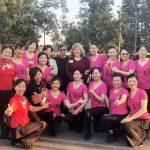 核桃土風舞社 歡慶中國年