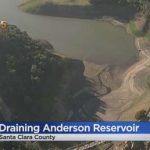 地震恐崩塌 安德森水庫將排空