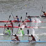 中國東奧划艇隊 德州集訓