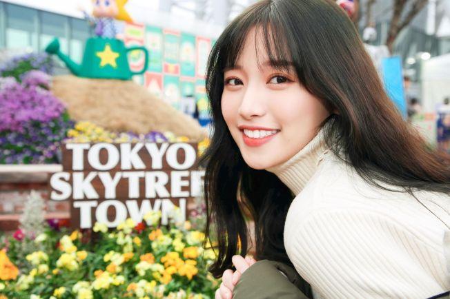 蔡瑞雪日前和姊姊相約東京三日快閃行。(取材自臉書)