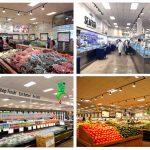 新澤西Edison樂天廣場超市  寬敞亮麗 貨品齊全 是華人理想的大型超市