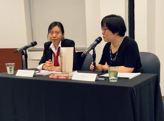 纽约过客/作家郭小橹:生物组织是中国 文化身分为欧洲