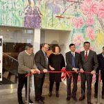 紐約市全貌館換新玻璃走道 協和門窗捐贈