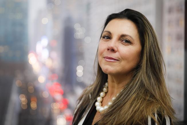 烏拉圭女高音盧茲·德爾·阿爾巴·盧比奧也出面指控多明哥性騷擾。(美聯社)
