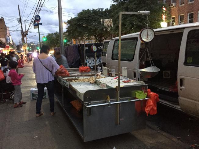 比起豪華人氣新餐館,紐約市青年表示本地人更愛討論街頭美食及平價餐廳。(本報檔案照)