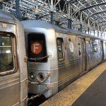 地鐵F線隧道年底停駛維修 夜間和周末施工 影響東百老匯、York街2站
