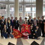 台南市議會訪奧蘭多 同慶台灣日