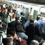 捷運天天人擠人怎麼監控?