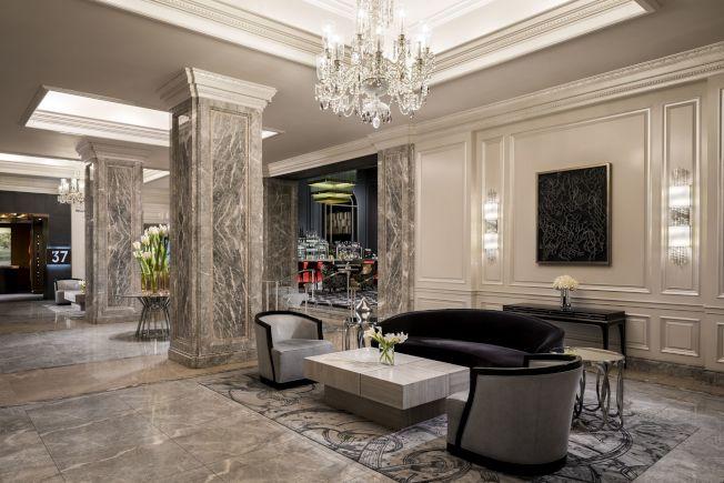 舊金山麗思卡爾頓酒店。(取自官網)