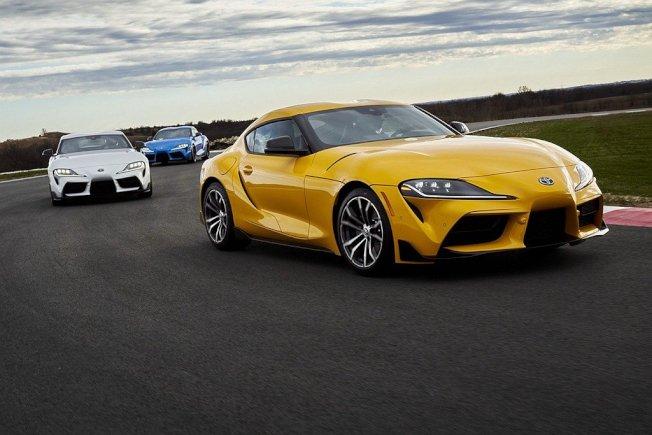 上市不到一年,美規新年式Toyota GR Supra就有諸多進化。(Toyota)