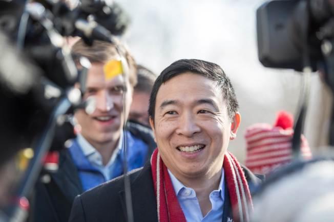 楊安澤。(Getty Images)