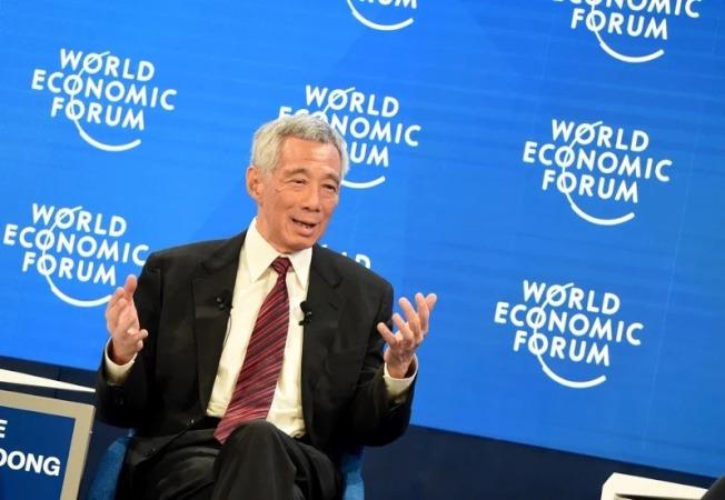 新加坡總統、內閣所有部長和政務官將停領一個月薪水。圖為總理李顯龍。新華社