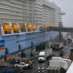 皇家加勒比郵輪新州靠港  4中國籍旅客被隔離