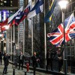 布魯塞爾總部悄悄撤國旗…英國正式脫歐 前景不明