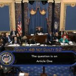 無罪!川普彈劾投票結束 參院2彈劾條款未通過