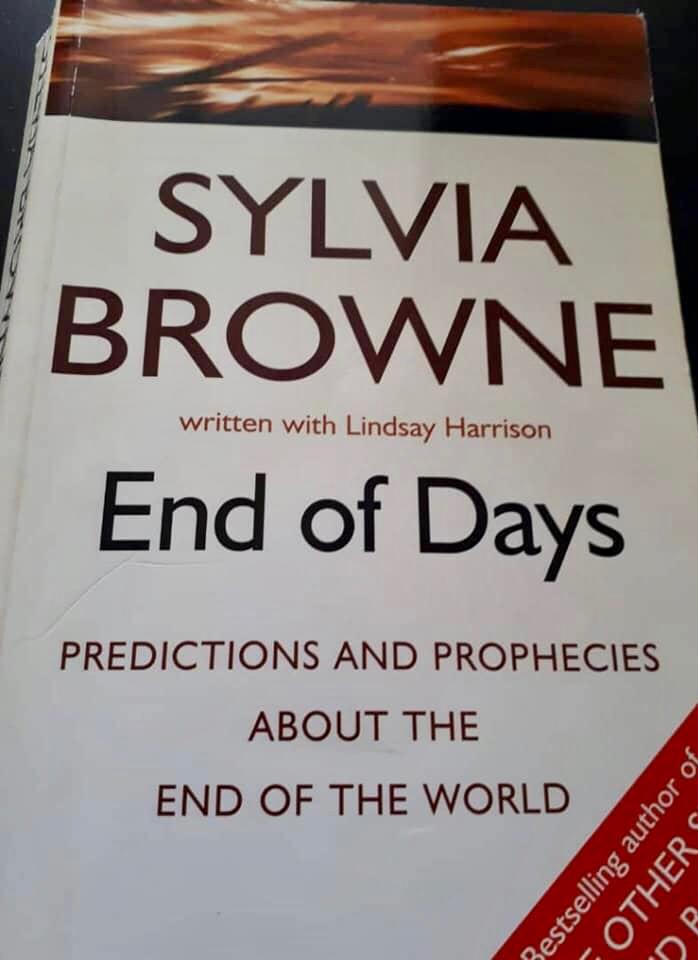 已故靈媒的預言與現況不謀而合,讓人感到相當不可思議。 圖/Black Civilisation Network