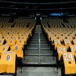 NBA/湖人主場緬懷柯比 詹姆斯淚灑追悼儀式