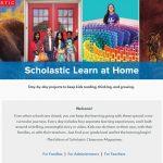 學校紛紛停課 Scholastic出版社提供免費數位學習