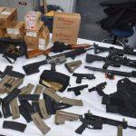 UPS員工威脅濫射 家中查獲大批武器彈藥 如小型軍火庫
