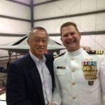 現任托倫斯市議員陳光豪 唯一華裔再戰