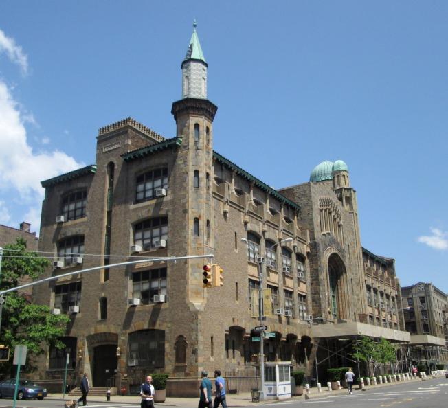 紐約第3例確診為葉史瓦大學學生。(取自Wikimedia Commons)