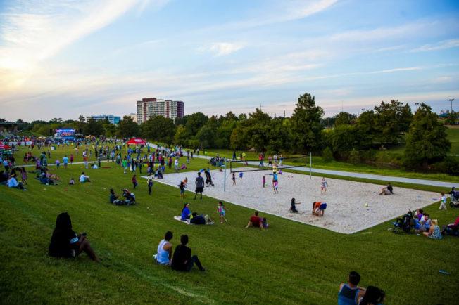 艾倫諾汀斯利公園。(Eleanor Tinsley Park)