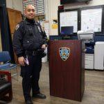 紐約華警鄧健翔任五分局YCO 助青少年回正途