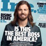 最棒的老闆… 給所有員工起薪7萬 生意變更好