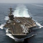 越戰後第二次 美軍「羅斯福號」航母將訪越南