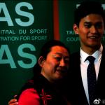 孙杨停赛8年 国际泳联不排除褫夺2面金牌