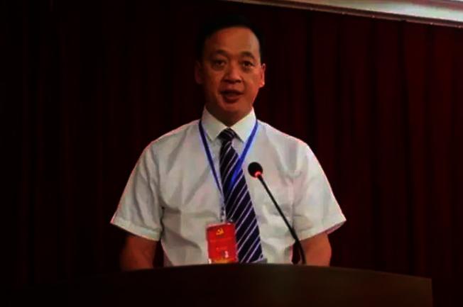 武昌醫院院長劉智明是中國首位因新冠肺炎感染去世的醫院院長。(取材自微博)