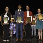 橘郡應立人科學獎頒獎典禮 近千師生、家長與會