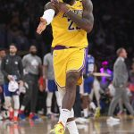 NBA恐因疫情閉門比賽 詹姆斯:沒球迷我不打