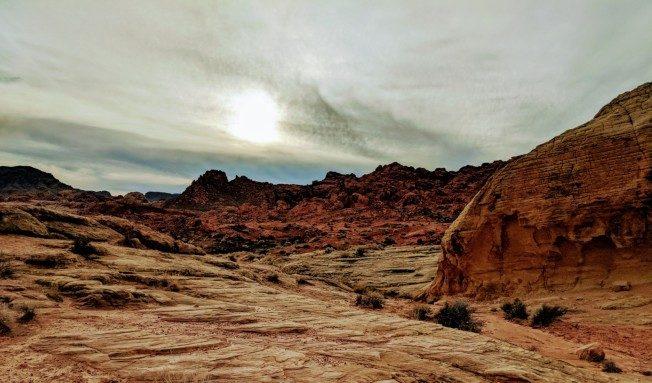 旅游   邂逅死亡谷 赏尽千年变化