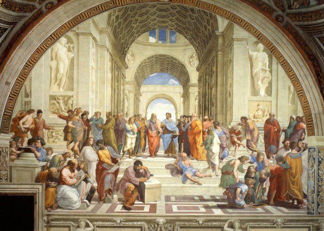 文艺复兴与病毒:意大利拉斐尔大展 艺术防疫的大苦恼