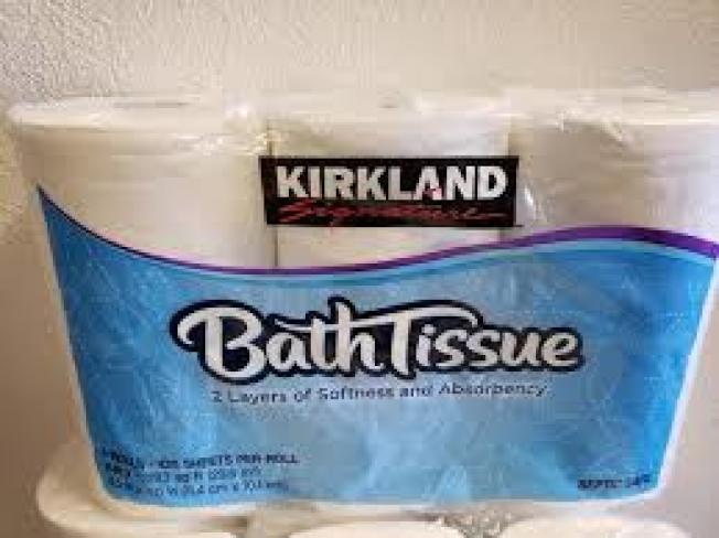 量販店好市多最暢銷的商品,並非知名的烤雞,而是其自有品牌科克蘭(Kirkland)雙層衛生紙。(取自臉書)
